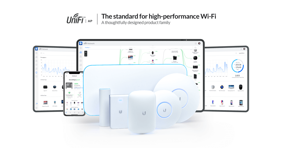 unifi products